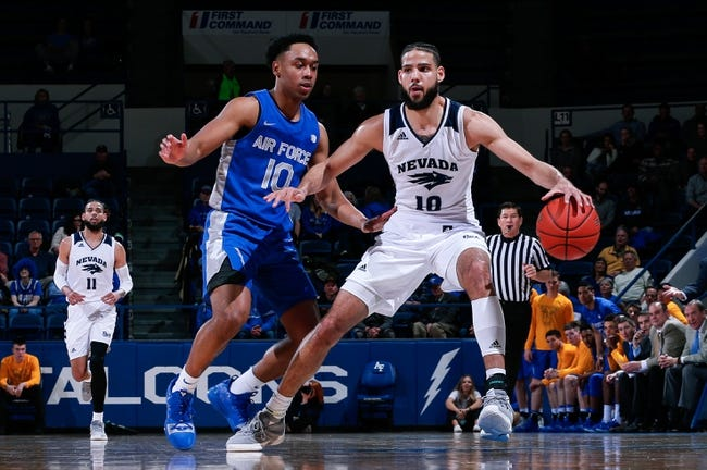 Nevada vs Air Force College Basketball Picks, Odds, Predictions 12/18/20