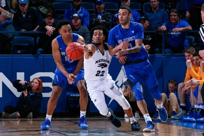 Nevada vs Air Force College Basketball Picks, Odds, Predictions 12/20/20