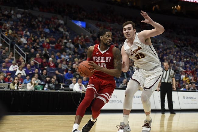 Loyola-Chicago vs Richmond College Basketball Picks, Odds, Predictions 12/18/20