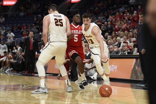 Loyola-Chicago vs Illinois State College Basketball Picks, Odds, Predictions 12/28/20