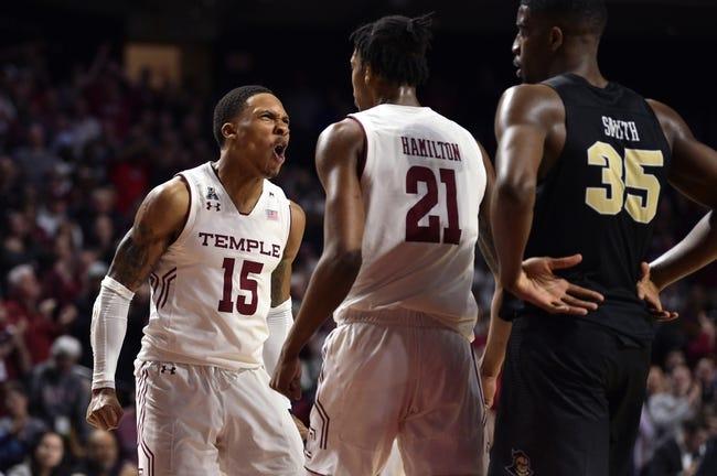 Temple vs UCF College Basketball Picks, Odds, Predictions 1/14/21