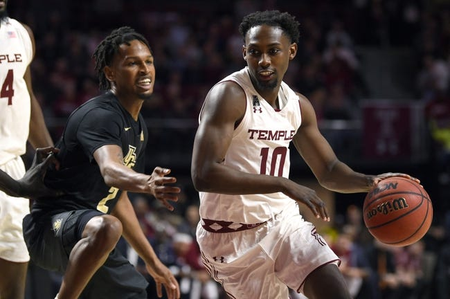 Temple at Central Florida: 2/27/21 College Basketball Picks and Predictions