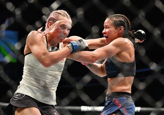 UFC on ESPN 26: Marion Reneau vs. Miesha Tate Picks and Predictions