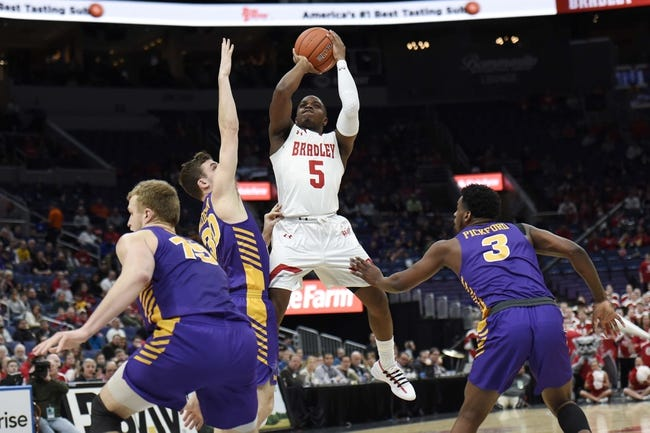 Northern Iowa vs Bradley College Basketball Picks, Odds, Predictions 1/11/21