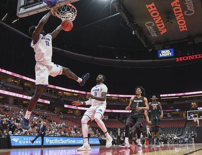 Cal State-Northridge vs UC-Santa Barbara College Basketball Picks, Odds, Predictions 1/22/21