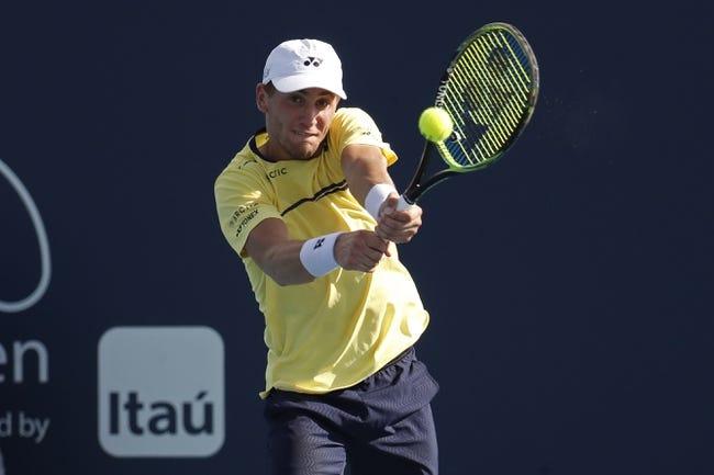 Andalucia Open: Casper Ruud vs Gianluca Mager 4/8/21 Tennis Prediction