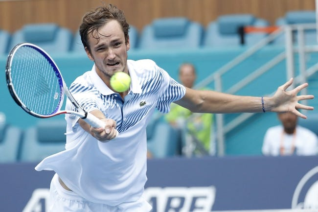 ATP Cup: Daniil Medvedev (Team Russia) vs. Matteo Berrettini (Team Italy) Tennis Prediction