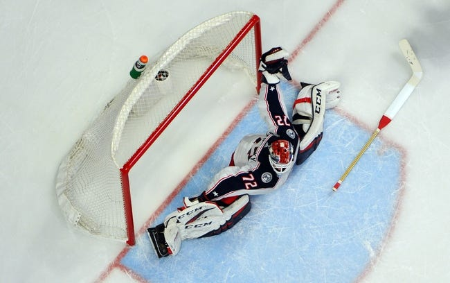 Nashville Predators vs Columbus Blue Jackets NHL Picks, Odds, Predictions 1/14/21