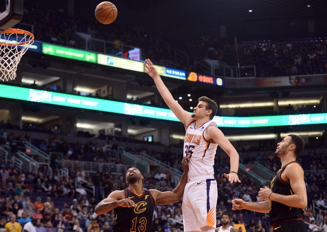 Cleveland Cavaliers at Phoenix Suns - 2/8/21 NBA Picks and Prediction