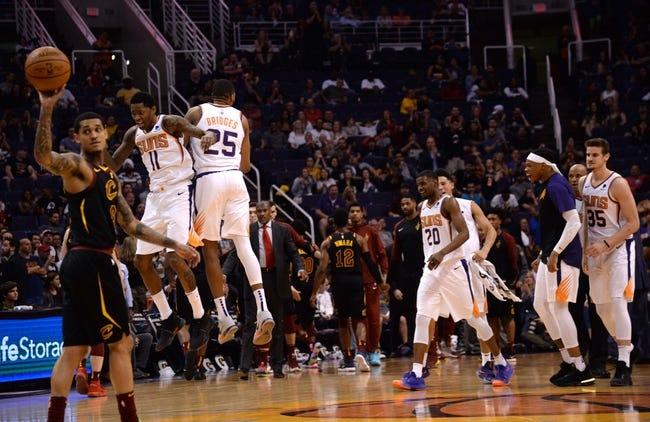 Phoenix Suns vs Cleveland Cavaliers NBA Picks, Odds, Predictions 2/8/21