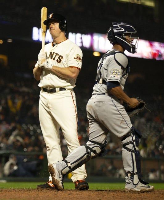 San Francisco Giants at San Diego Padres - 4/6/21 MLB Picks and Prediction
