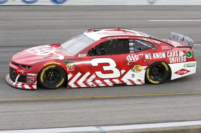 NASCAR Cup Series Richmond Toyota Owners 400 Top 10