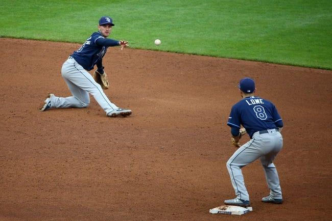 Tampa Bay Rays at Kansas City Royals 4/19/21 MLB Picks and Predictions