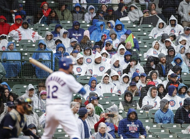 Chicago Cubs vs Milwaukee Brewers MLB Picks, Odds, Predictions 4/6/21