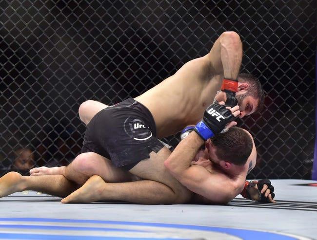 UFC on ESPN 26: Islam Makhachev vs. Thiago Moisés Picks and Predictions
