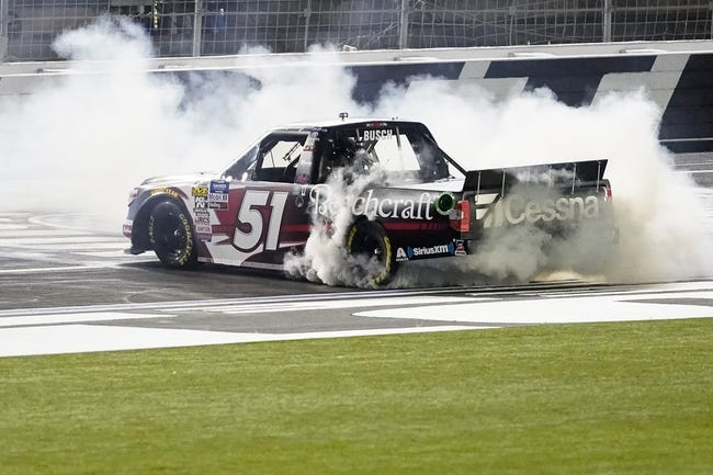 2021 FR8 Auctions 200 -NASCAR Camping World Truck Series Picks, Odds, and Prediction 3/20/21