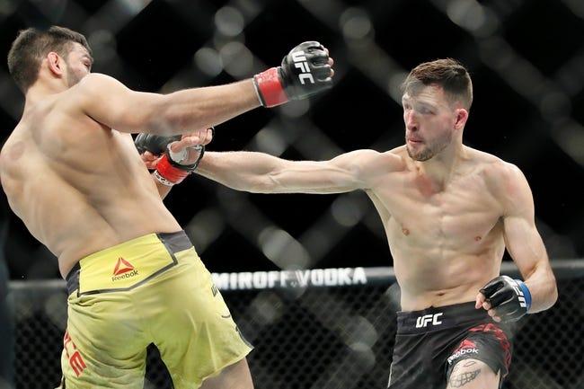 UFC Vegas 29: Julian Erosa vs. Seung woo Choi Picks and Predictions