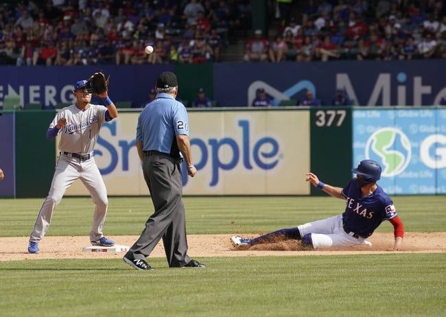 Kansas City Royals vs Texas Rangers MLB Picks, Odds, Predictions 4/1/21