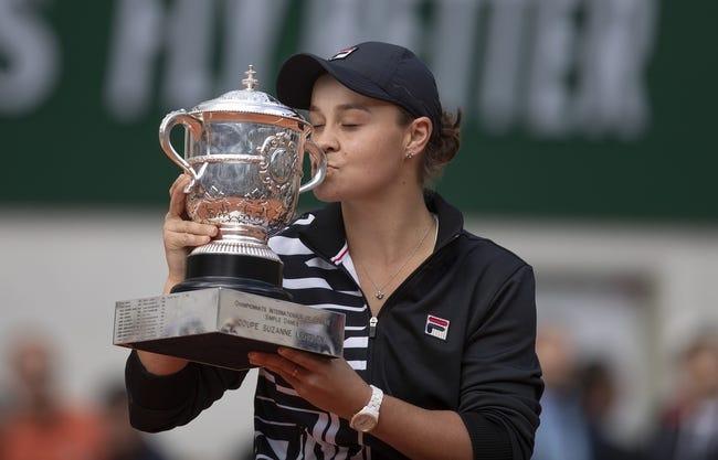 WTA Yarra Valley Classic: Ashleigh Barty vs. Marie Bouzkova 2/3/2021 Tennis Prediction