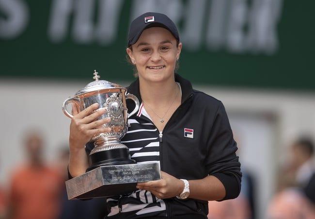 Miami Open: Ashleigh Barty vs. Jelena Ostapenko 3/27/21 Tennis Prediction