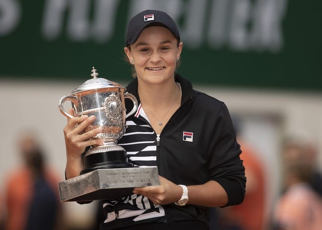 WTA Yarra Valley Classic: Ashleigh Barty vs. Shelby Rogers 2/4/2021 Tennis Prediction