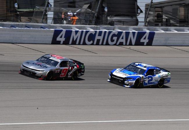2021 New Holland 250 8/21/21 NASCAR Xfinity Series Picks, Odds, and Prediction