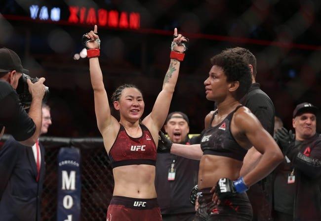 UFC Vegas 27: Yan Xiaonan vs. Carla Esparza Picks and Predictions