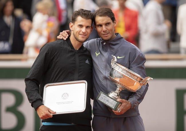A Day At The Drive: Rafael Nadal vs. Dominic Thiem Tennis Prediction
