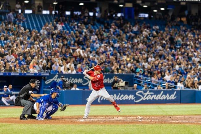 Toronto Blue Jays vs Los Angeles Angels MLB Picks, Odds, Predictions 4/8/21