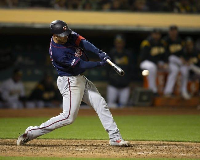 Minnesota Twins at Oakland Athletics - 4/21/21 MLB Picks and Prediction