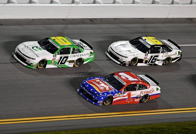 2021 NASCAR Xfinity Series Daytona Road Course Super Start Batteries 188 Picks, Odds, and Prediction, Preview