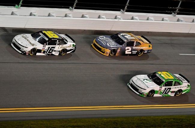 2021 Henry 180 7/3/21 NASCAR Xfinity Series Picks, Odds, and Prediction