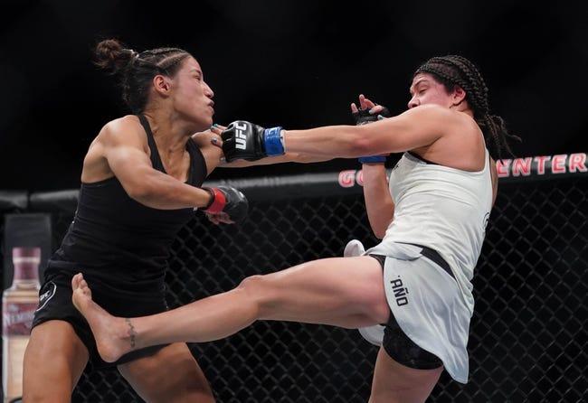 UFC on ESPN 28: Nicco Montano vs. Wu Yanan Picks and Predictions