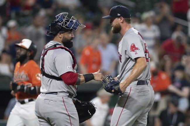 MLB High Grade Value Bet - Grade B - BOSTON/BALTIMORE SPREAD