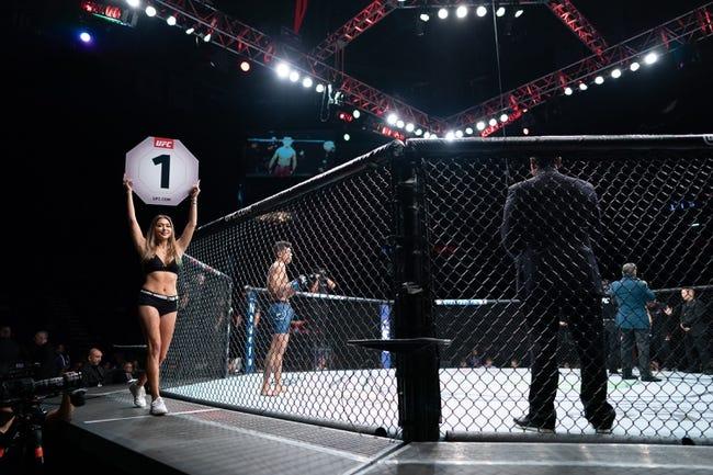 UFC Vegas 30: Renato Moicano vs. Jai Herbert Picks and Predictions