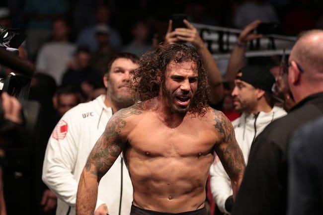 UFC Vegas 34: Clay Guida vs. Mark Madsen Picks and Predictions