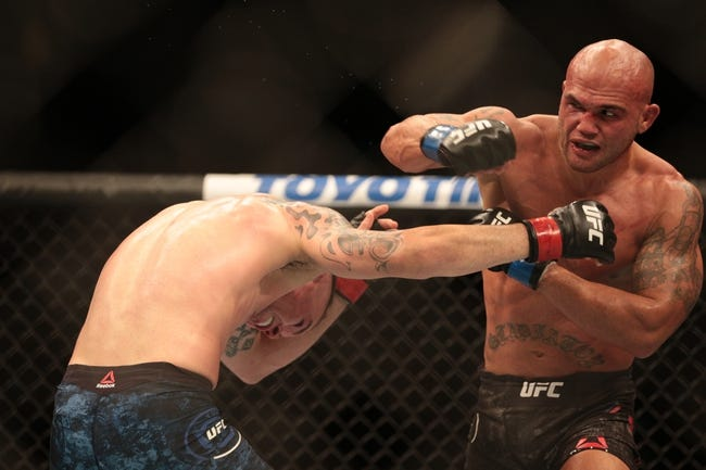 UFC 266: Nick Diaz vs. Robbie Lawler Picks and Predictions