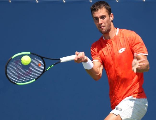 Antalya Open: Laslo Djere vs Dimitar Kuzmanov 1/8/2021 Tennis Prediction