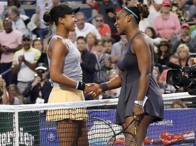 Australian Open: Naomi Osaka vs Garbine Muguruza 2/13/2021 Tennis Prediction