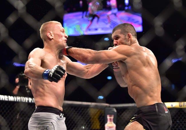 UFC on ESPN 26: Rodolfo Vieira vs. Dustin Stoltzfus Picks and Predictions