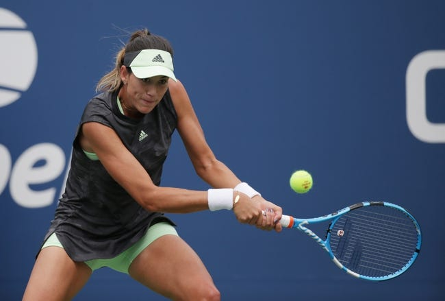 WTA Dubai Open: Garbine Muguruza vs. Elise Mertens 3/12/2021 Tennis Prediction