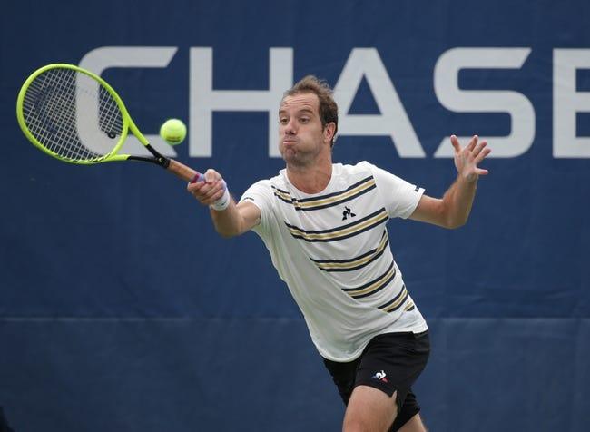 Doha Open: Andrey Rublev vs. Richard Gasquet 3/10/2021 Tennis Prediction
