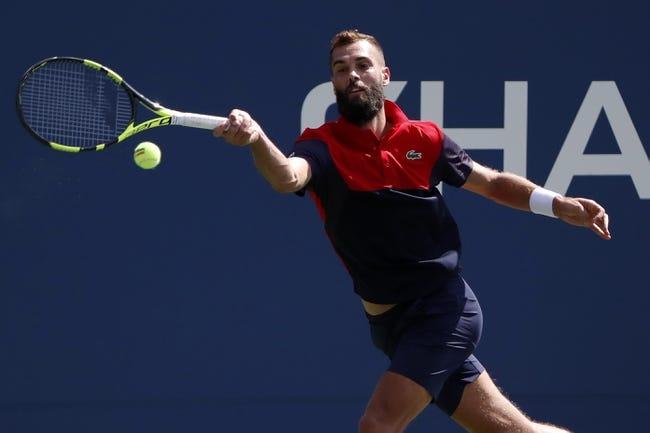 Chile Open: Benoit Paire vs. Holger Rune 3/10/2021 Tennis Prediction