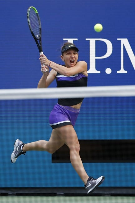Australian Open: Simona Halep vs Ajla Tomljanovic 2/10/2021 Tennis Prediction