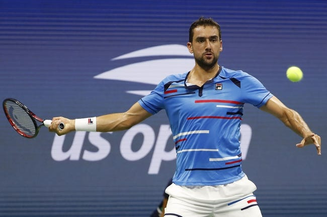 Murray River Open : Marin Cilic vs Jeremy Chardy 1/31/2021 Tennis Prediction