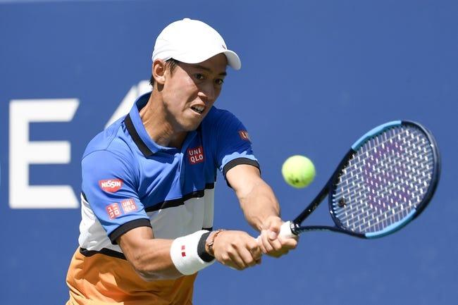ATP Marseille Open: Kei Nishikori vs Pierre-Hugues Herbert 3/8/2021 Tennis Prediction