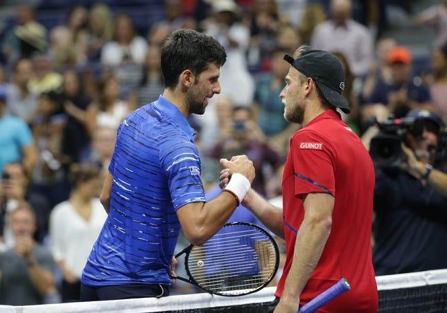 Denis Kudla vs Novak Djokovic Wimbledon Tennis Picks and Predictions 7/2/21