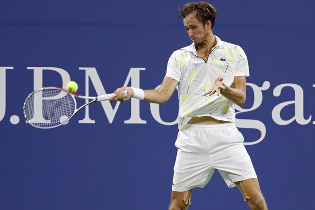 ATP Cup: Daniil Medvedev (Team Russia) vs. Kei Nishikori (Team Japan) Tennis Prediction
