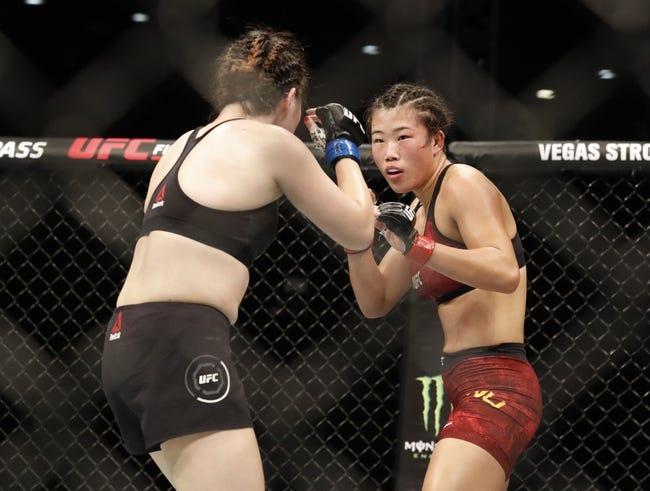 UFC Fight Island 7: Wu Yanan vs. Joselyne Edwards Picks, Odds and Predictions