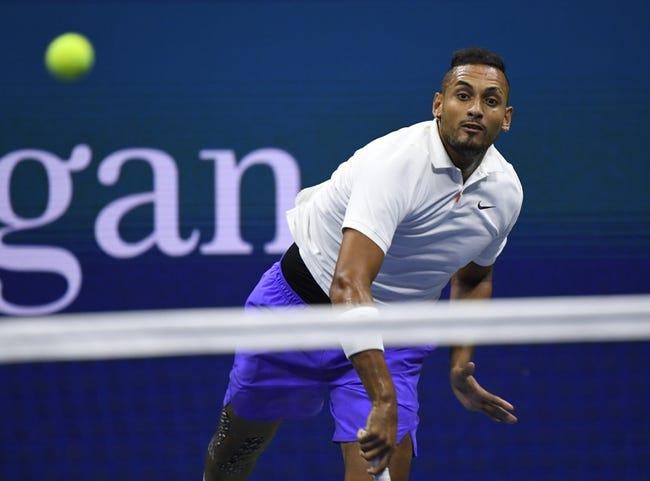 Australian Open: Nick Kyrgios vs Frederico Silva 2/8/2021 Tennis Prediction